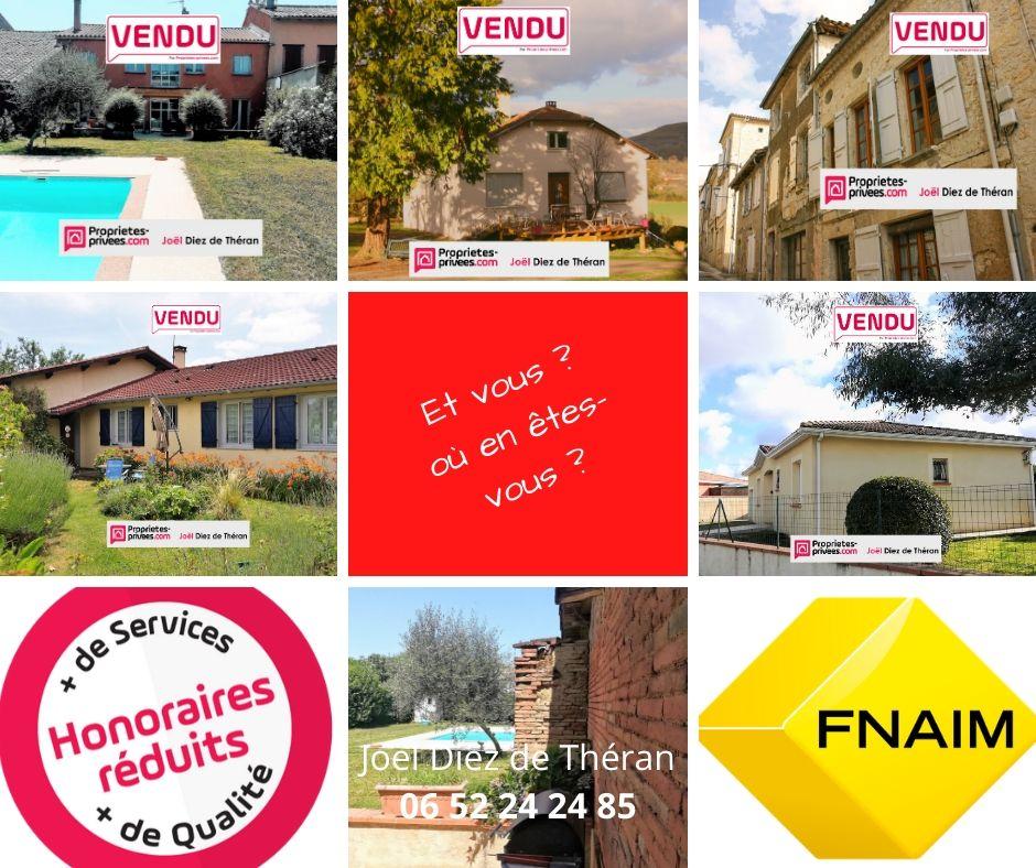 Vente maison Fronton